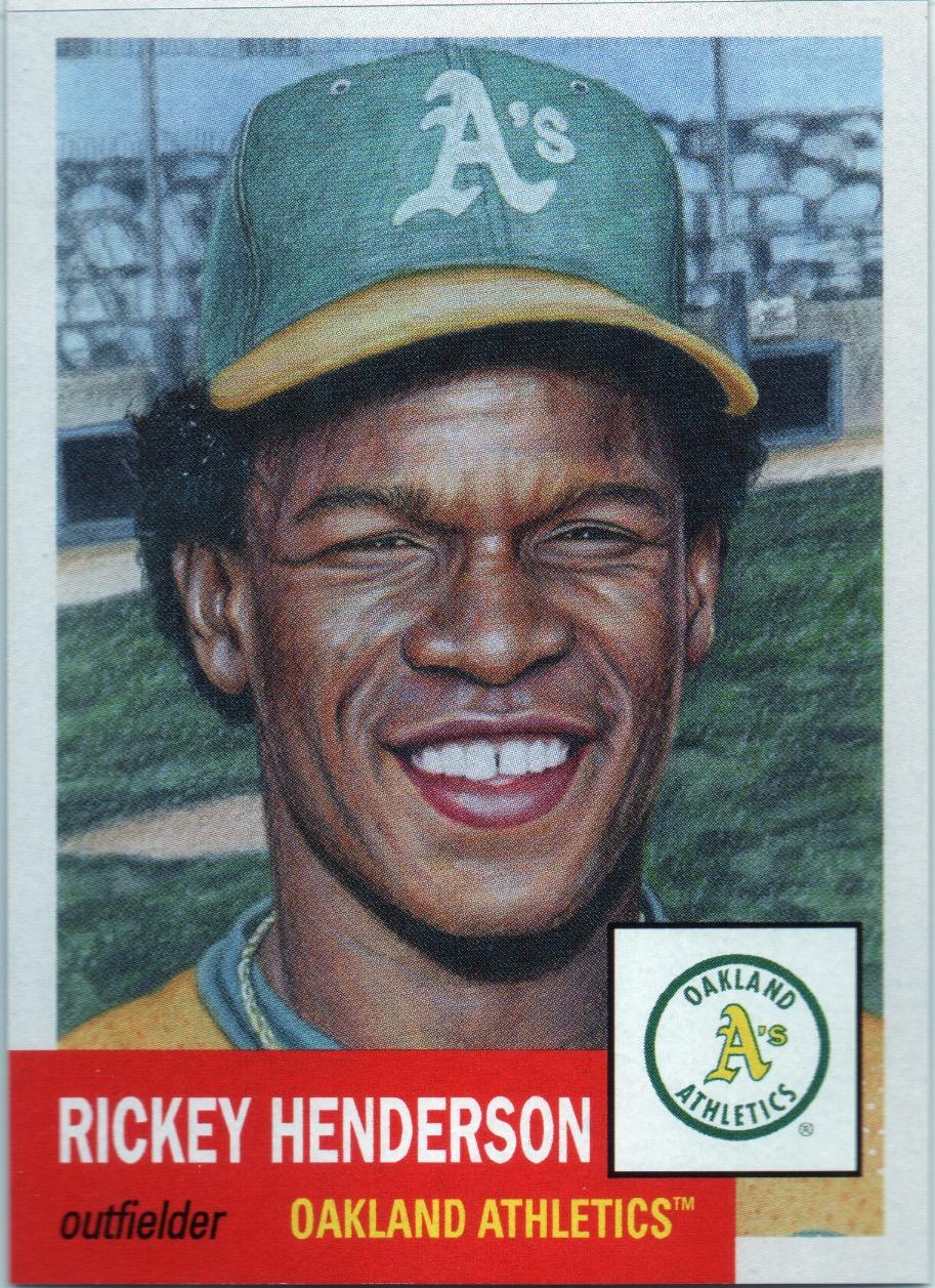 28. Rickey Henderson (6,851) -
