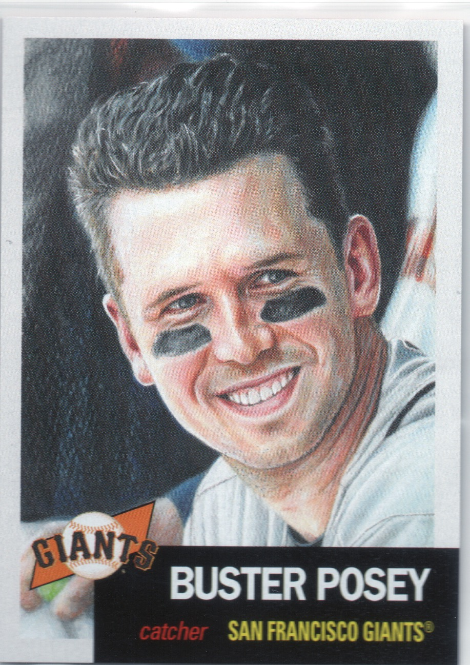 123. Buster Posey (3,990) -