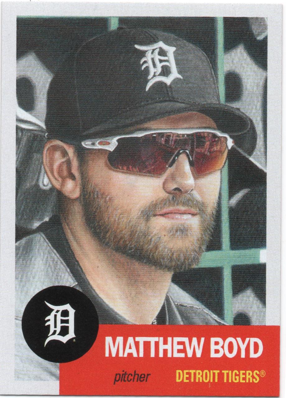 129. Matthew Boyd (3,720) -