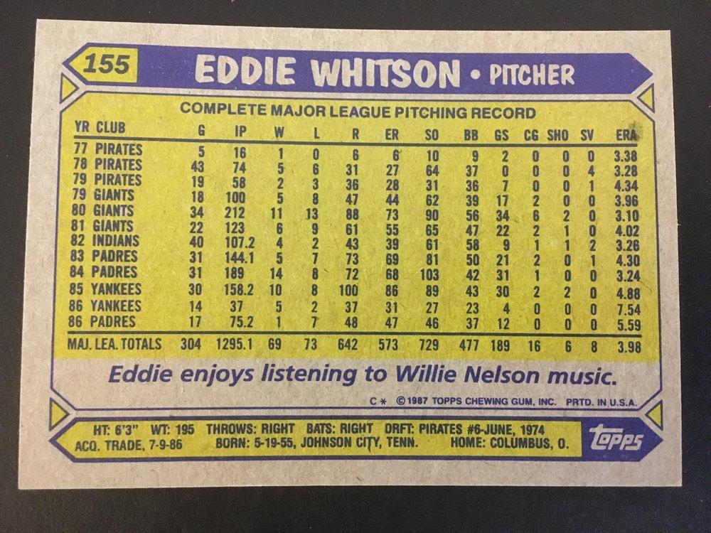 …loves Willie Nelson!