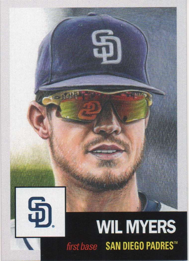 131. Wil Myers (3,239) -
