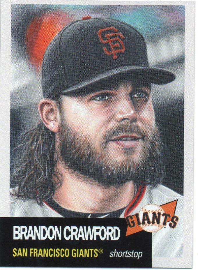 140. Brandon Crawford (3,246) -