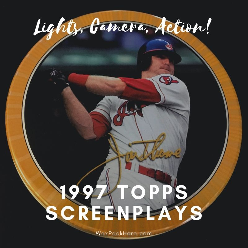 1997 Topps Screenplays Set Review And Checklist Waxpackhero