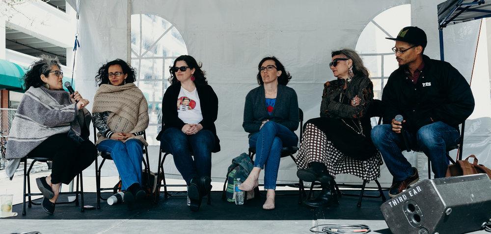 Booklandia Panel Authors