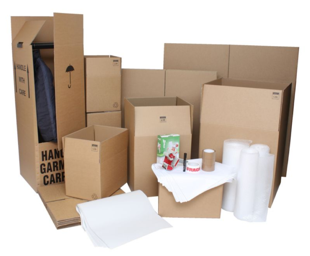 Boxes, Supplies & Packaging