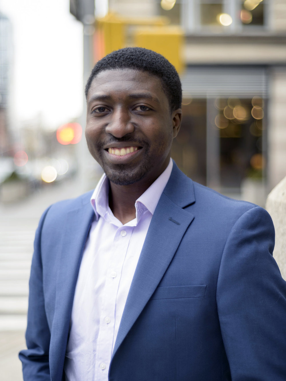 Gil Addo    | CEO & Co-Founder   Prior Experience : Consultant at Putnam Associates   BS in Economics and Biomedical Engineering, Yale University | MBA, Harvard Business School