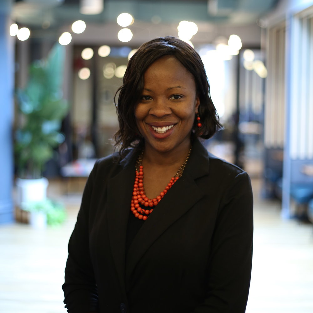 J. Nwando Olayiwola  | Chief Clinical Transformation Officer   Board Certified Family Physician    Prior Experience : Director, Center for Excellence in Primary Care at UCSF; Chief Medical Officer, Community Health Center, Inc.   MPH, Harvard University School of Public Health | MD, Ohio State University