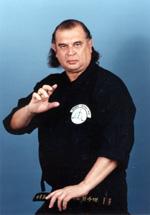 """10th Degree Black-Belt and Kempo-Jutsu founder, Professor Feliciano """"Kimo"""" Ferreira"""