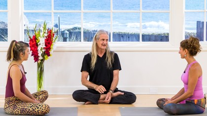 SATSANG: MARK WHITWELL - Mark Whitwell is an international teacher with over twenty years' experience teaching throughout the US, Asia, Europe and Australasia. He also contributed to, and edited, T.K.V. Desikachar's book The Heart of Yoga.Monday 27th November 2017, 6.30 - 8.30pm$35