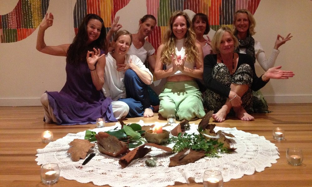 SACRED WOMEN'S CIRCLE  - Meditation | Dance | Sound Bath Experience the sacred connection between your body, mind and spirit AND connect with like-minded women at this very special event. Friday 11th May, 6.00 - 8.30pm, with Carol $45Bring a friend for $25!