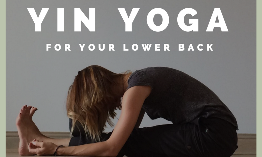 WORKSHOP: YIN FOR YOUR LOWER BACK - Discover a sense of freedom in your lower back, and learn how some simple Yin Yoga poses can help relieve and even prevent back pain. Includes a two-hour practice, a little theory and a long relaxation.Sunday 8th April, 1.30 - 4.30pm, with Claire$60Suitable for new and experienced students