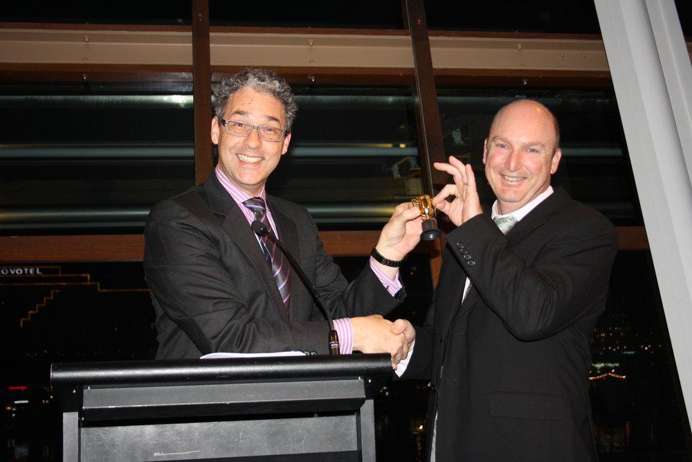 MCing - AHSCA 2011 - The Dave Steblina Cup.JPG