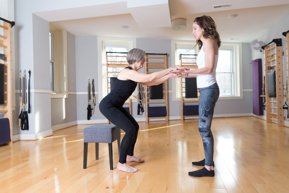 Pilates for Neurological Conditions -