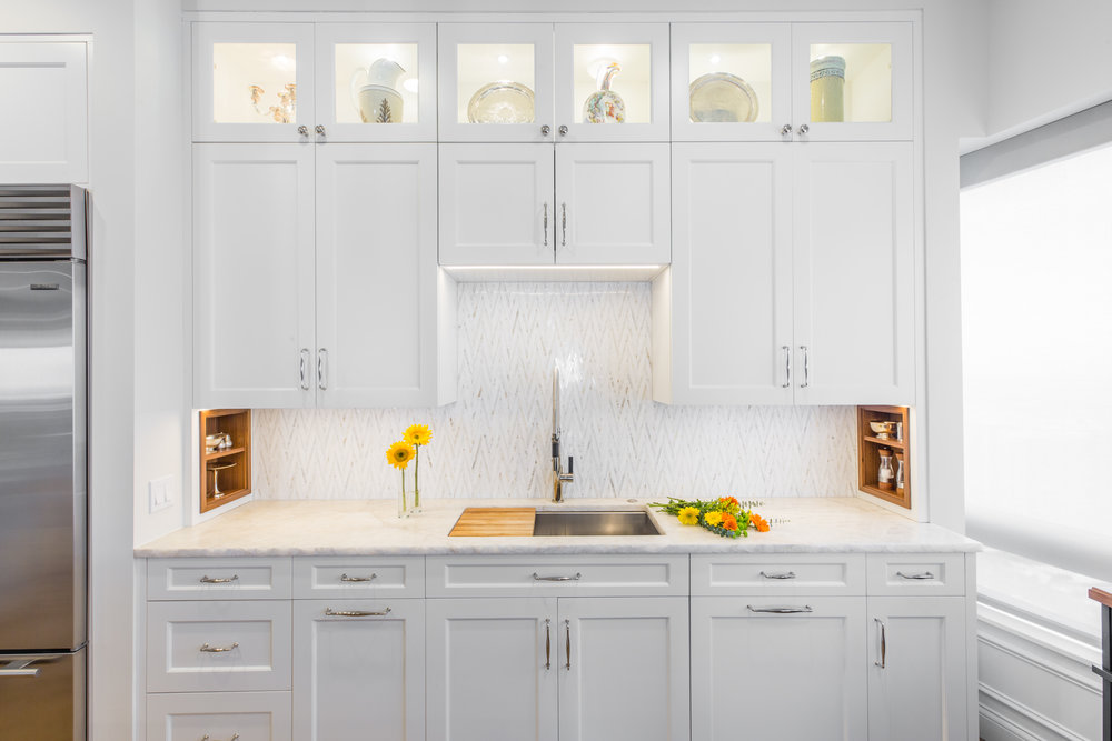 Superieur Home About Our Story Custom Cabinetry Contact