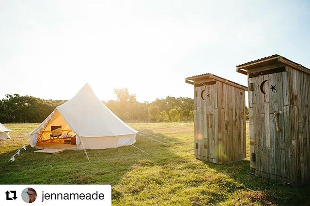 "#Repost from the amazing @jennameade about the awesome job that @paddockdreams .... Sustainability is sexy! ・・・ ""Hey Jen. Wondering if you could work your magic to make a urinal sound sexy?!"" . I never know where my words are going to be put to work next, but this project is up there among the most fun. Michaela and Dean lived up to their business name and were dream clients while putting together the web copy and product descriptions for @paddockdreams. . I love how they saw a gap in the market and, ah, made shit happen.  Dean's been working with portaloos in the construction industry for decades, so he knew outhouses needed an image overhaul. The toilets, showers and mens rooms are made with Mother Nature in mind. The pair sourced recycled timbers, including fallen tree branches for handles, former fence palings for exteriors and salvaged corrugated iron for the roofs. . If exclamation marks are anything to go by, I think Michaela was happy with the outcome, too: ""Bloodyyyyyy BRILLIANT Jenna! You are a star! Girl you make those words dance on the page; so talented! Dean is also stoked! We love it so much! Thank you! Thank you!!!!"