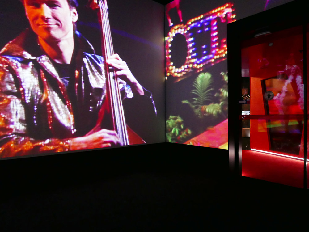 The Amplifier , Australian Music Vault (Gallery 1).