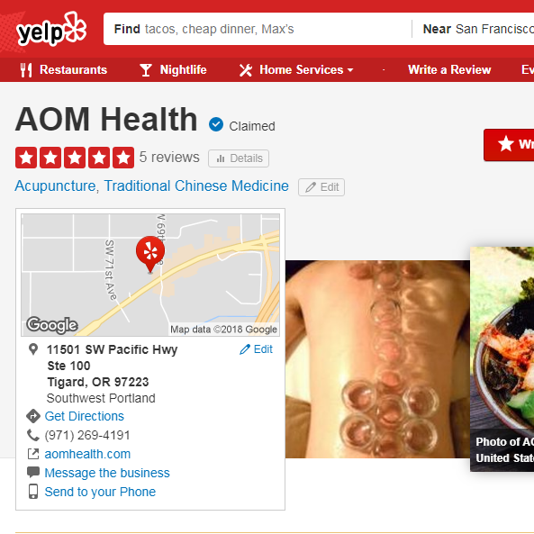 Yelp Reviews -