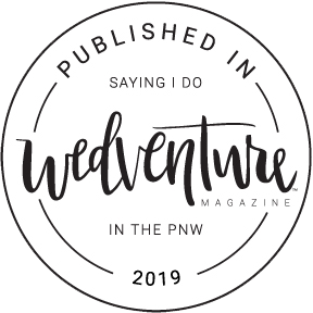 As seen in Wedventure Fall issue 2018