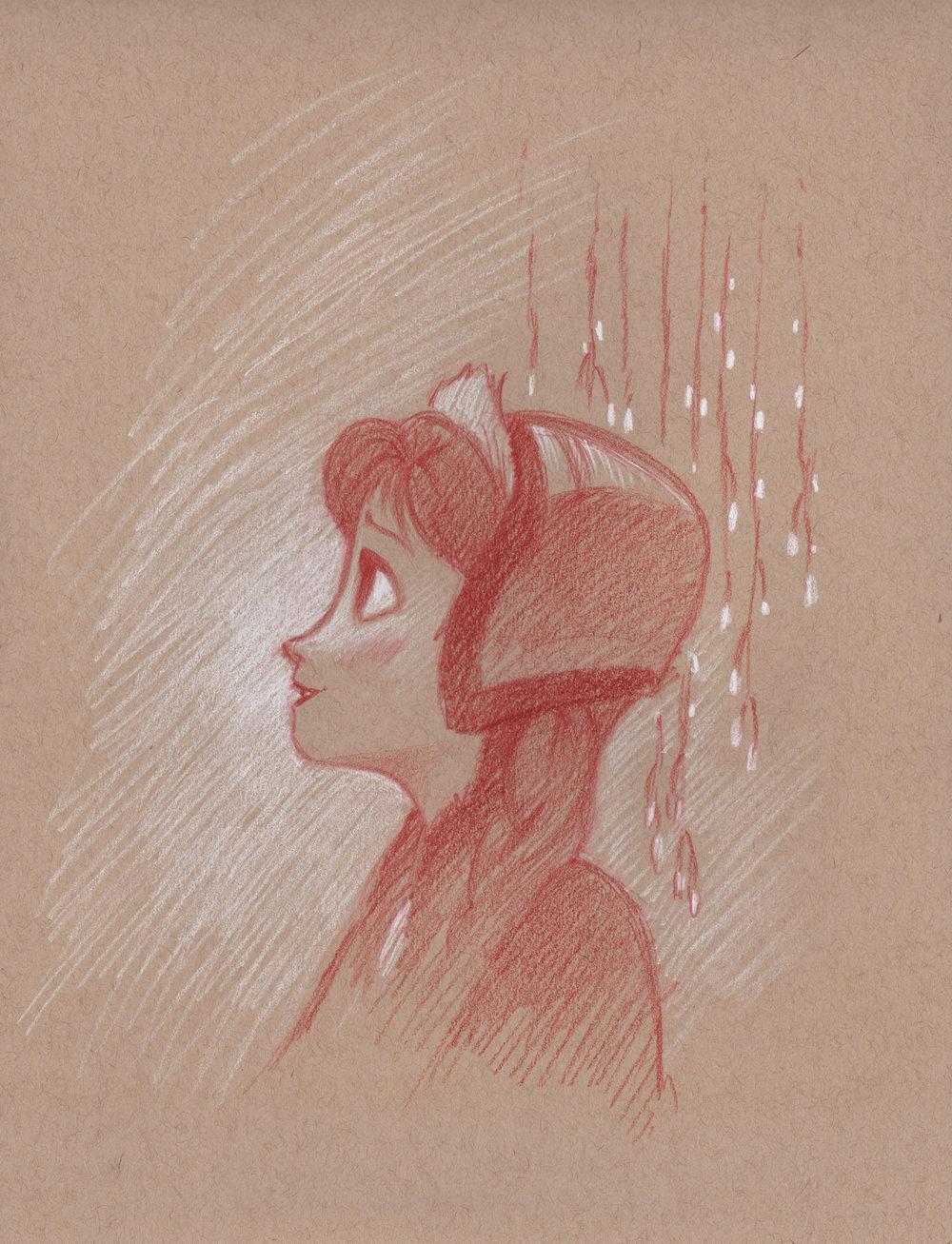 Anna (Drawing) -