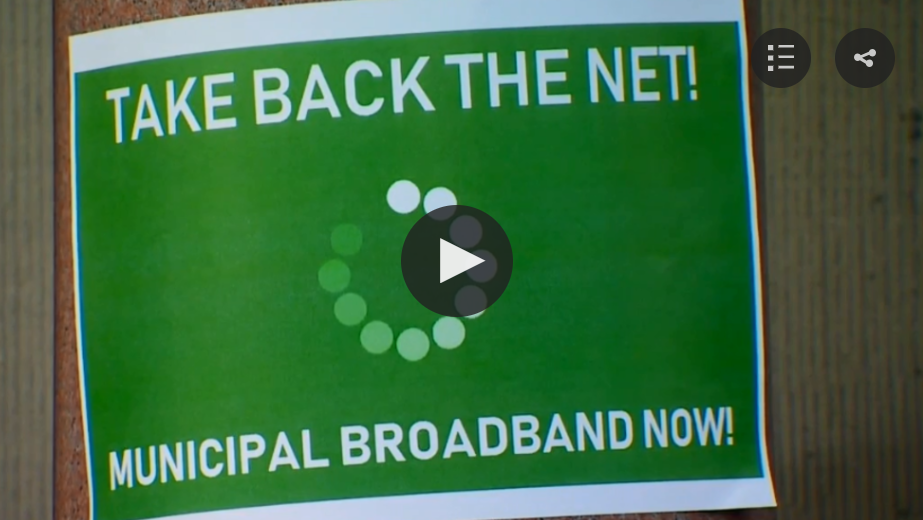 Municipal Broadband PDX pushing for Portland to make internet a public utility