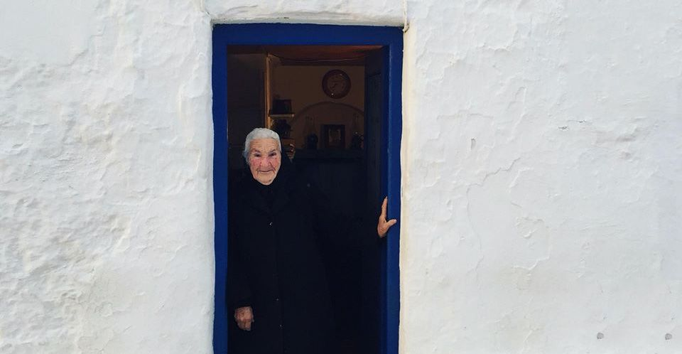 Mysterious Greece - 23.3.2016   Discover Schinoussa with Christianna