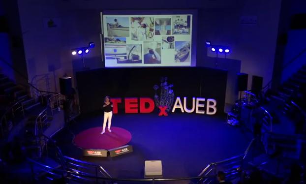 TEDxAUEB Talk - 17.3.2018  