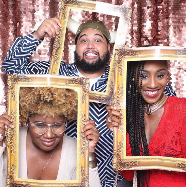 PHOTO BOOTH SMILES CAPTURED BY  Picture perfect bahamAS .