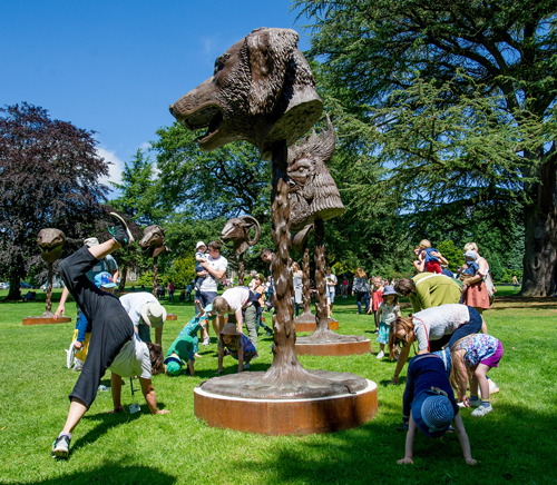Image: Courtesy Yorkshire Sculpture Park. Photo © Charlotte Graham