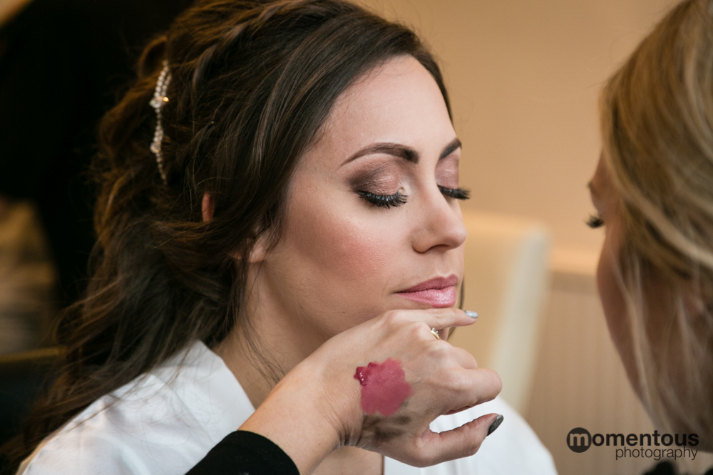 The Bride - Hair & Make up