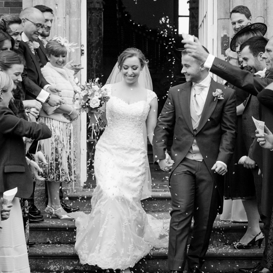 Weddings at Chicheley Hall