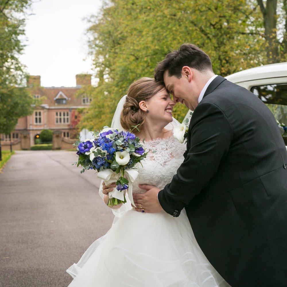Weddings at Horwood House