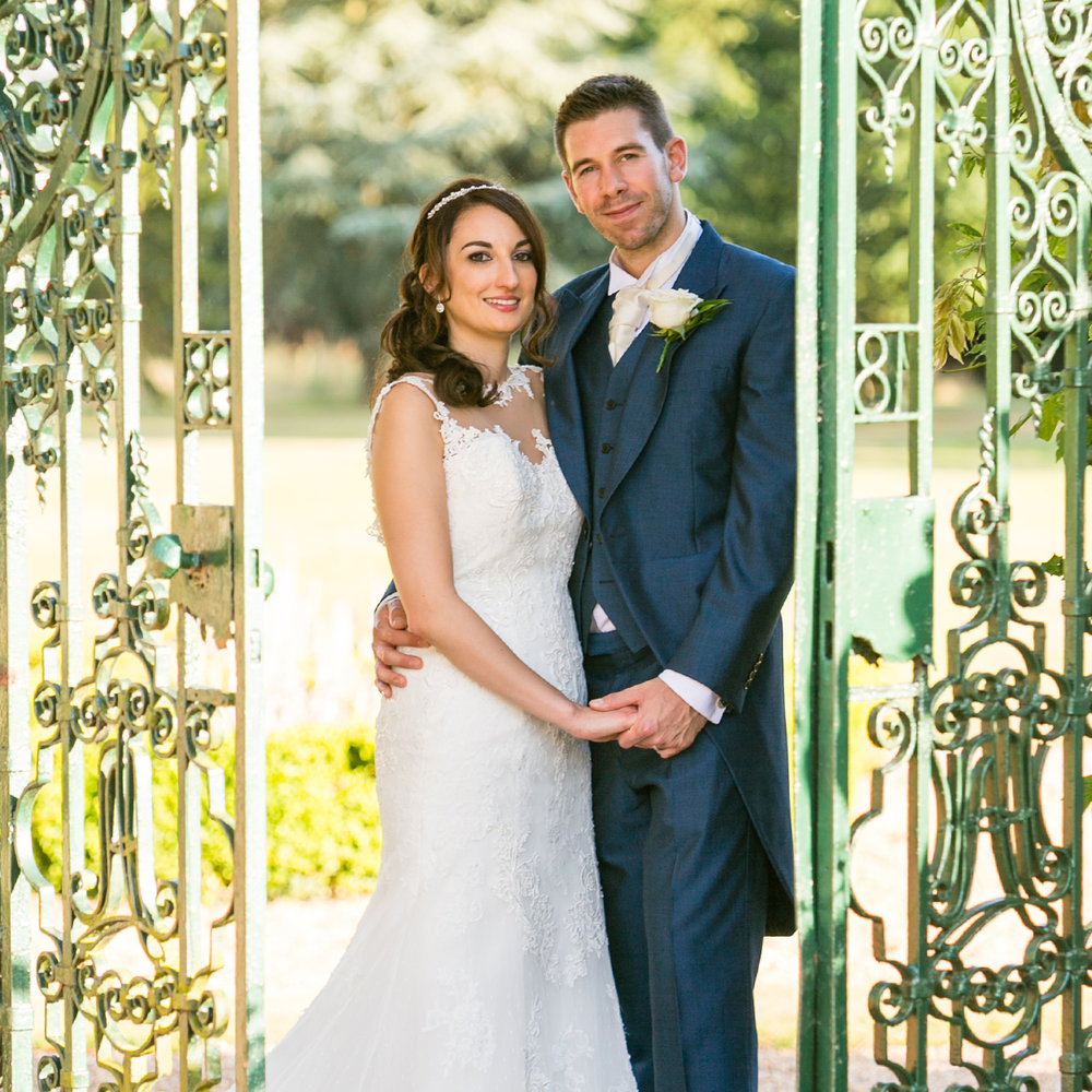 lUCY & jAY - Wedding at Shendish Manor