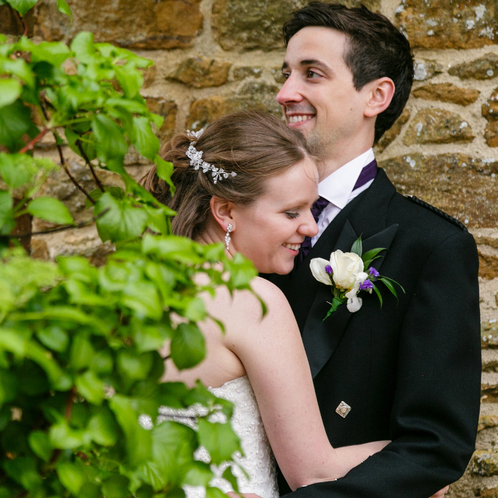 Rachael & Tristan - Wedding at Dodford Manor