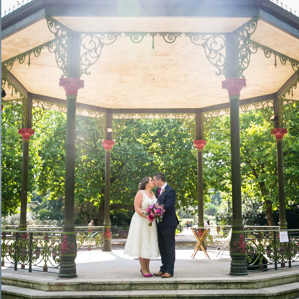 EMMA & CHARLES - Battersea Park Wedding