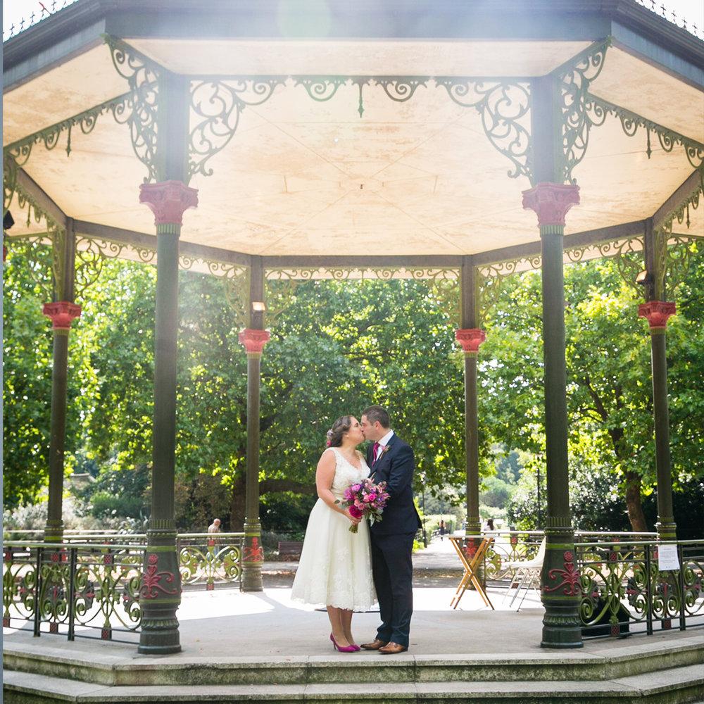 EMMA & CHARLES - Battersea Park Wedding