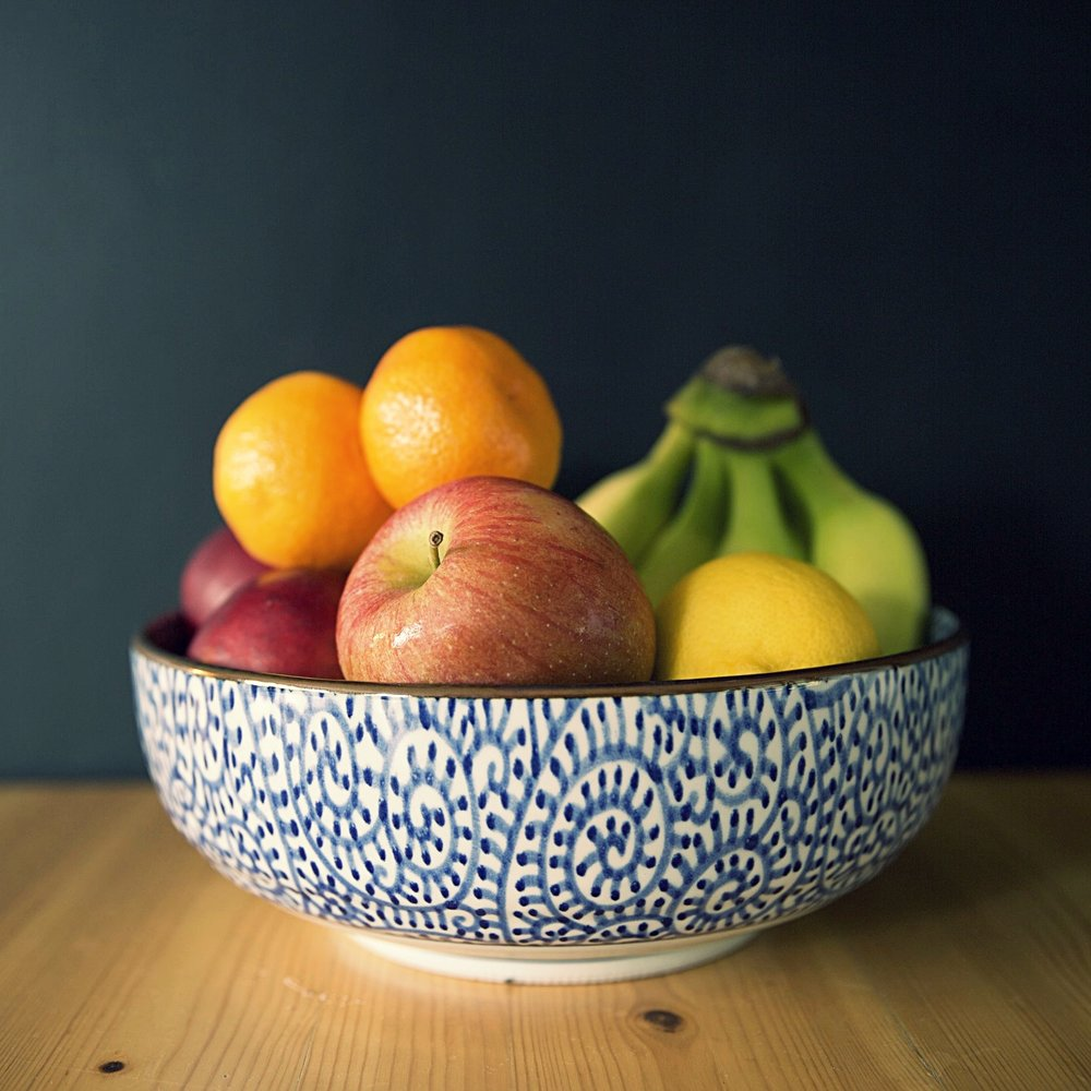 Fruit Bowl Obvs.