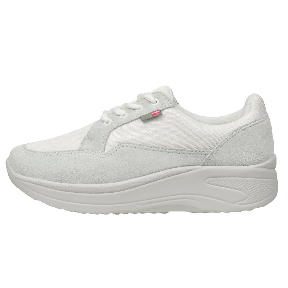 Flex Mesh White/White
