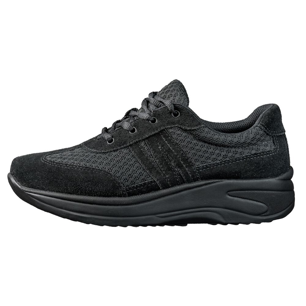 Flex Mesh Flower Black/Black