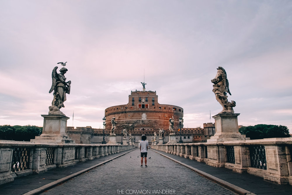 Early morning walks in Rome, Italy - The Common Wanderer