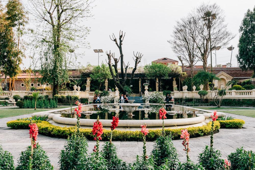 Garden of Dreams Kathmandu, Nepal