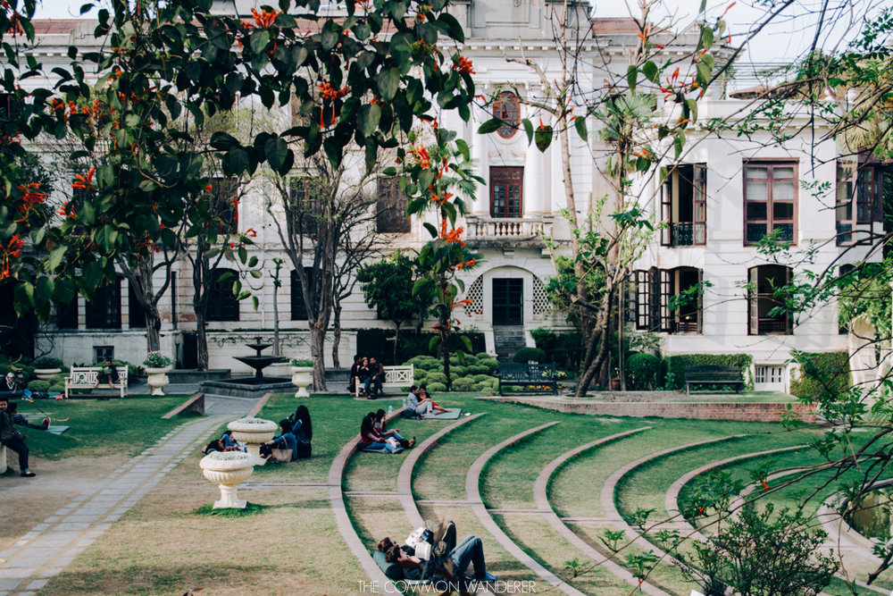 The peaceful Garden of Dreams in Kathmandu, Nepal_The Common Wanderer