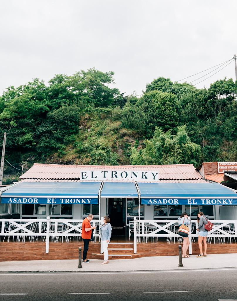 el tronky restaurant-pedrena-visit-santander