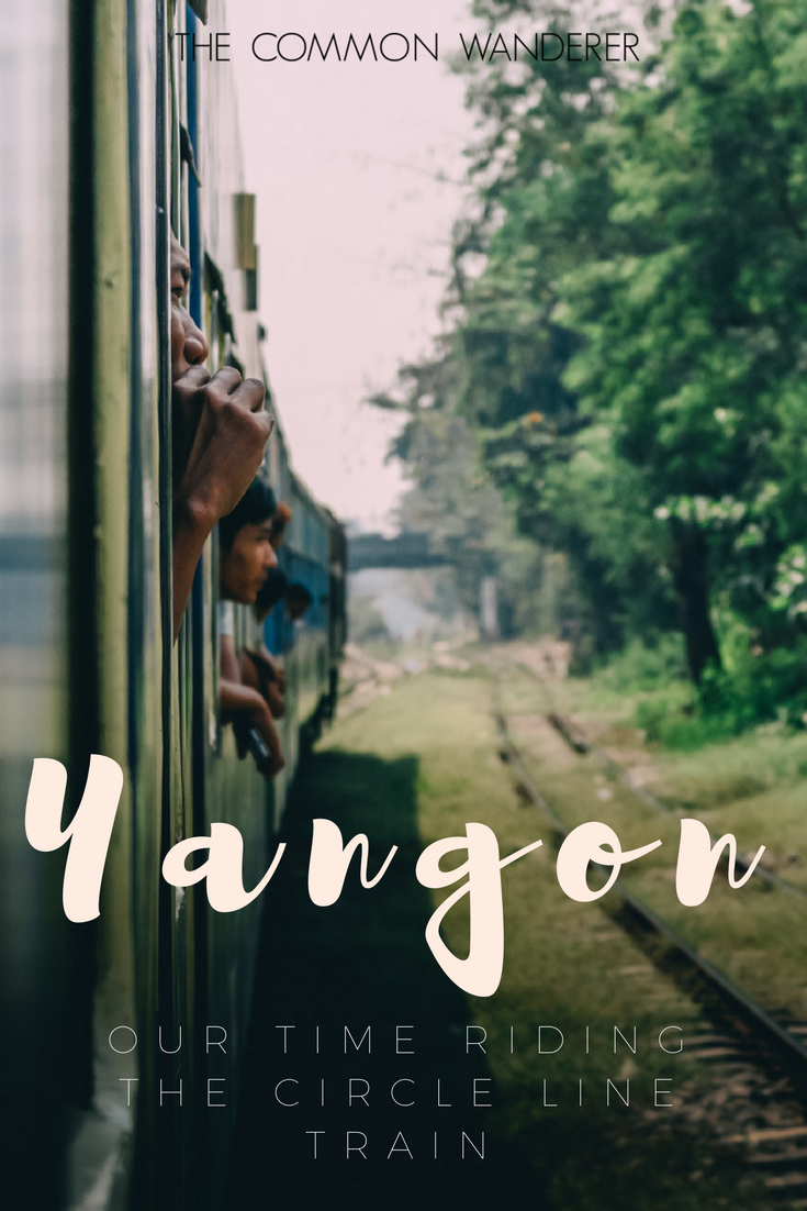 Riding the Yangon circle line train offers a glimpse into traditional Burmese life, while providing a window into it's fast-paced future. Jump aboard!