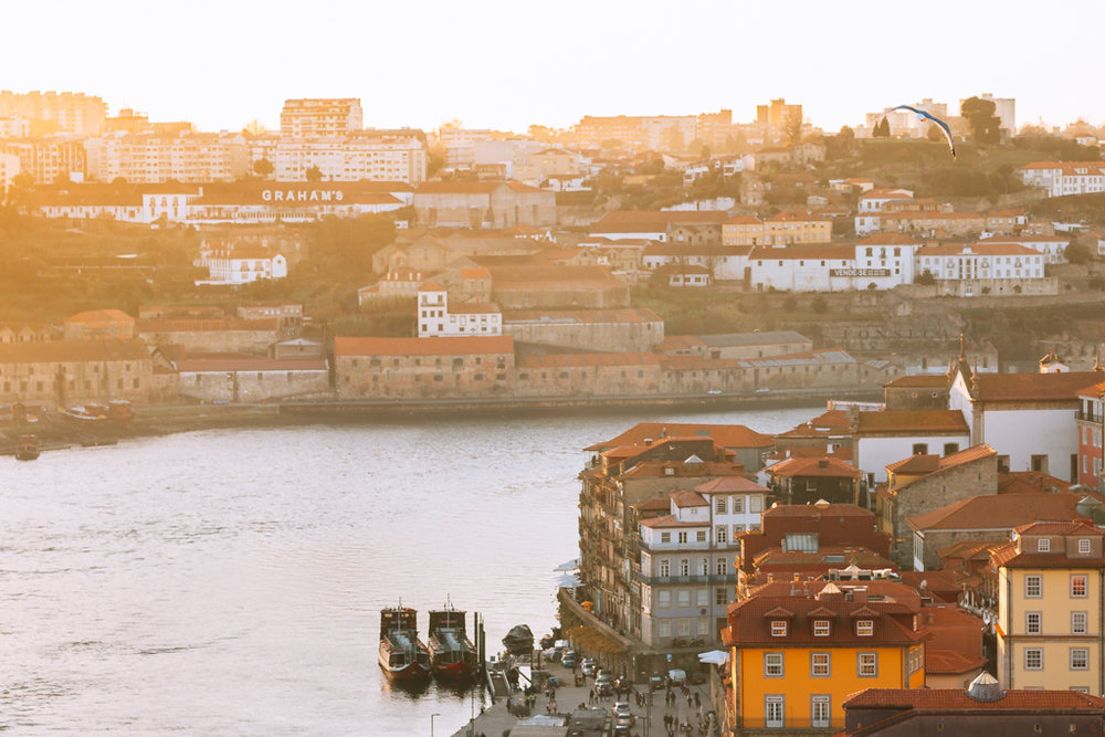Porto European destinations - The Common Wanderer