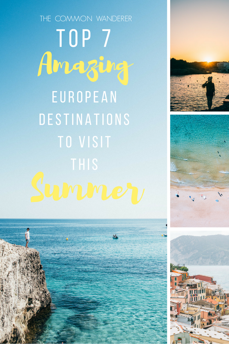 Visiting Europe this summer? Find out what should be on your European bucket list, including Italy, Spain, Portugal and Romania!