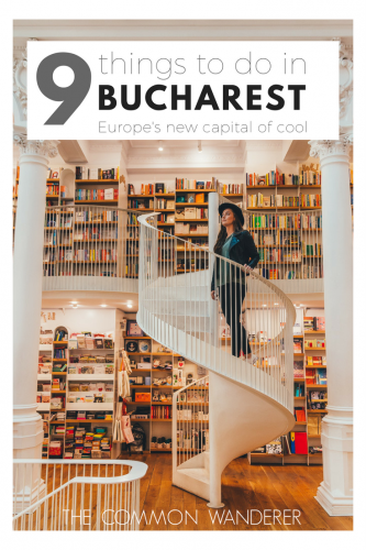 Our list of the top 9 things to do in Romania's gritty capital city, Bucharest. Includes everything from hidden beer gardens to city walking tours.