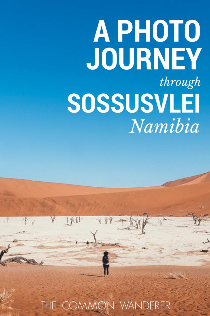 A photo journey through Namibia's iconic tourism destination, the Sossusvlei dunes.