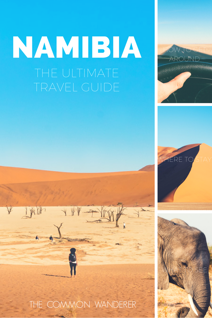 Explore Namibia, the land of endless horizons with our Namibia travel guide, complete with all the information you need to plan your journey.
