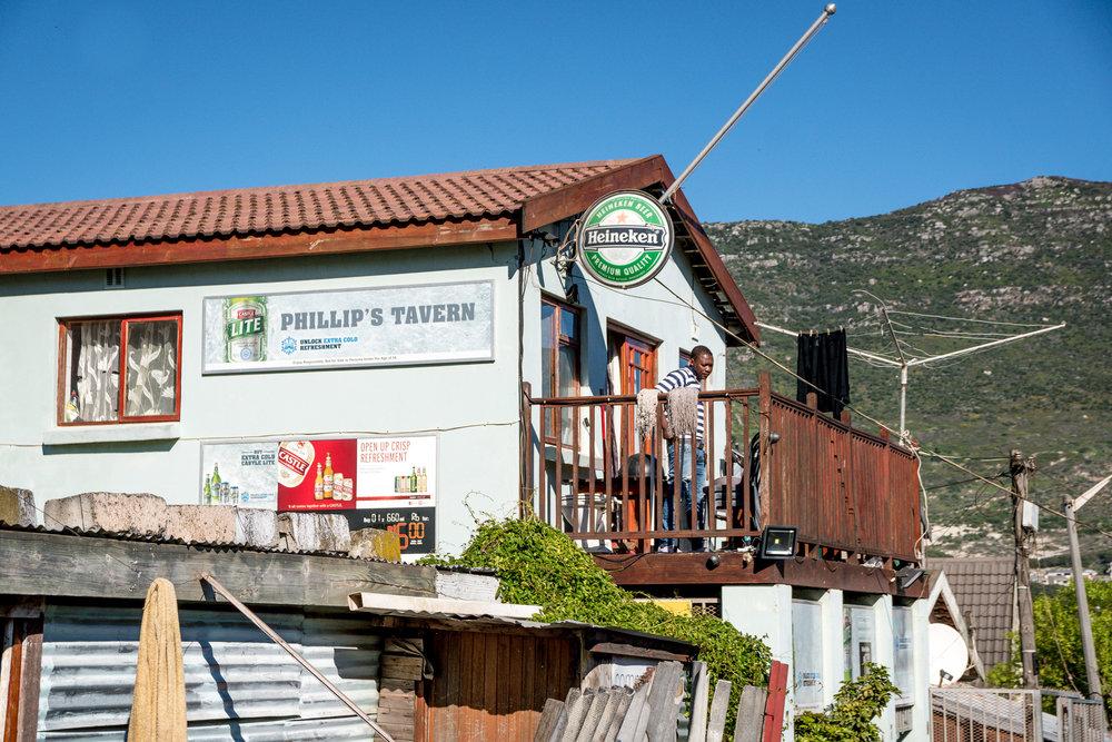 Phillip's Tavern in Imizamo Yethu