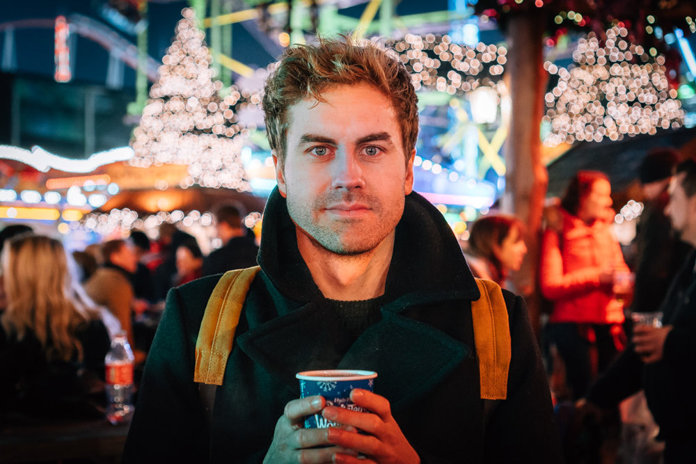 our plans for 2017 include more mulled wine! London's Winter Wonderland